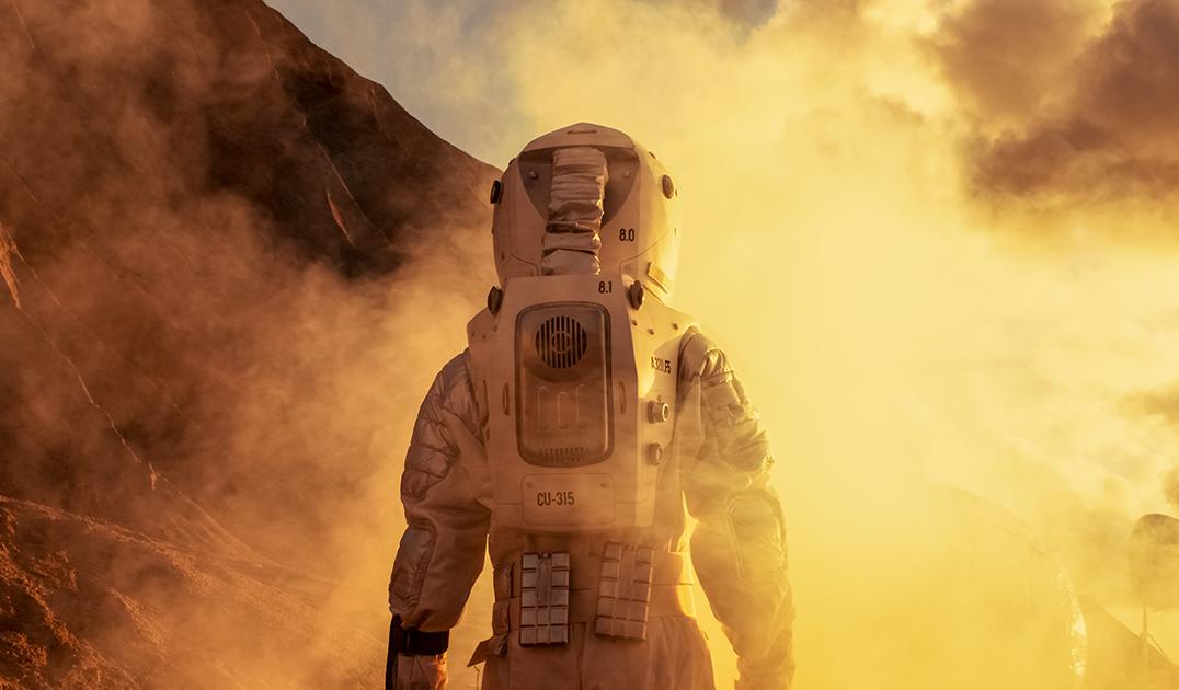 Пилот первой лунной высадки призывает к массовой миграции на Марс