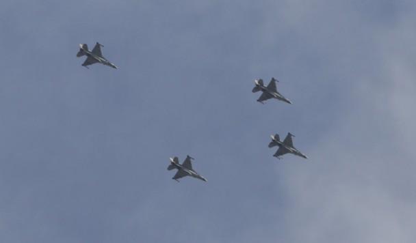 Израиль впервые в ответил на кибератаку мгновенным авиаударом