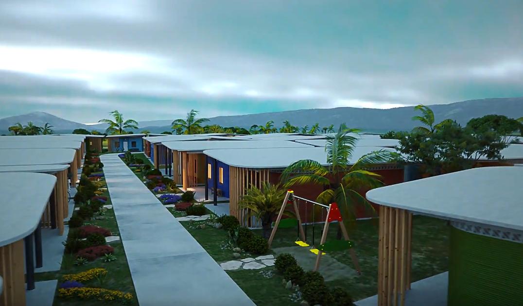 3D-печать позволит в сжатые сроки создавать целые жилые районы