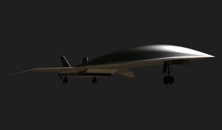 От Киева до Парижа за 20 минут: Hermeus строит самый быстрый самолет в мире
