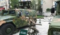Китай разработал грузовик, запускающий над полем боя рой дронов-убийц