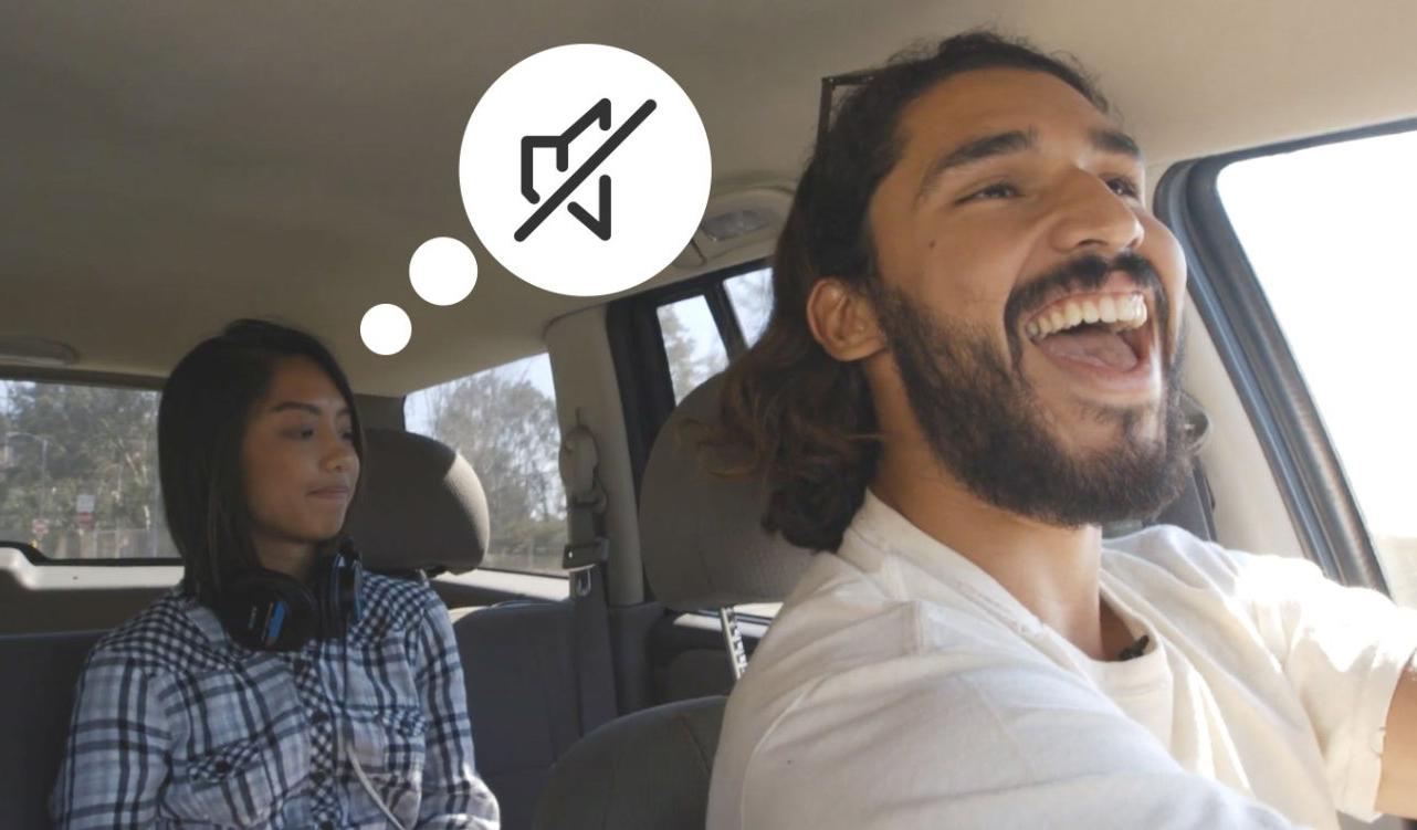 Uber позволит пассажирам выбирать молчаливых водителей