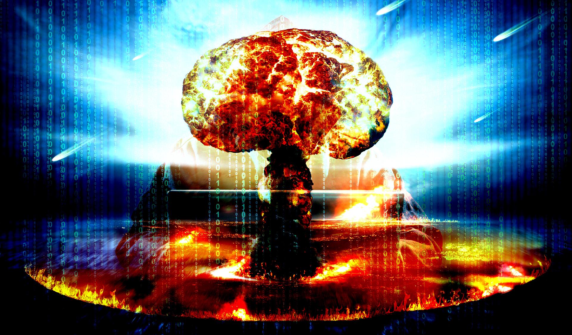 Может ли кибератака начать Третью мировую войну?