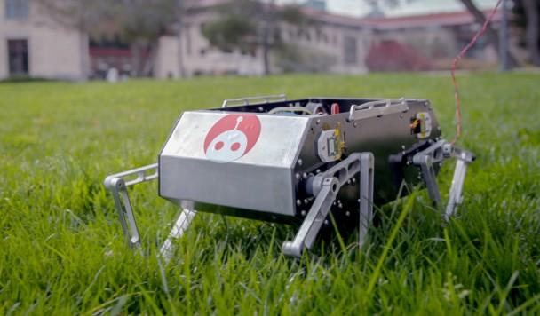 Сделай сам: Разработан первый четвероногий робот с открытым кодом и чертежами