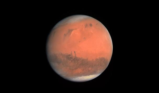 Биологи: На Марсе человек быстро мутирует во что-то новое