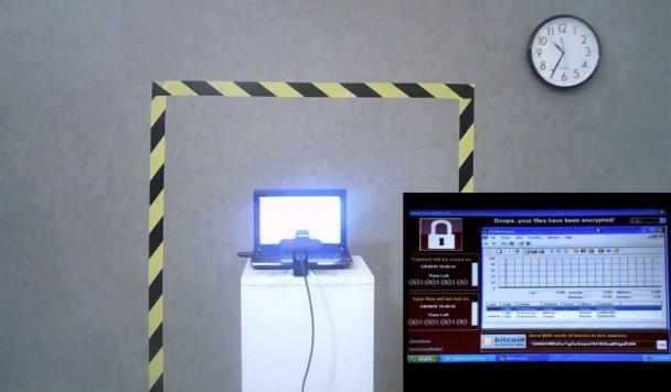 Вирус как искусство: Зараженный компьютер продают за $1 млн