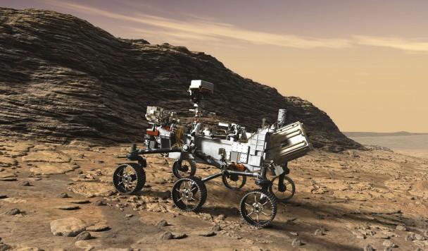 NASA предлагает вам отправить свое имя на Марс