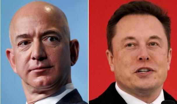 Илон Маск раскритиковал идею Джеффа Безоса о жизни в космосе