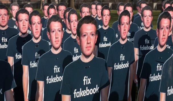 Facebook забанил 2,2 млрд. фейковых аккаунтов с начала года