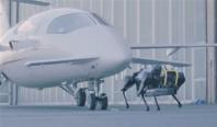 Сверхсильный итальянский робопёс способен таскать за собой самолет