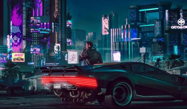 На игровой выставке E3 2019 покажут геймплей Cyberpunk 2077