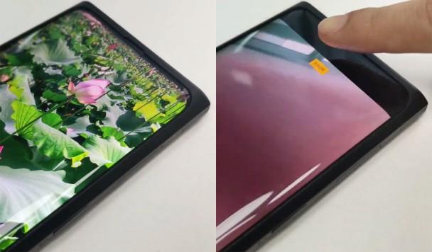 Oppo впервые спрятала фронтальную камеру под дисплей смартфона