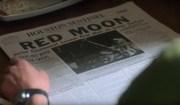Apple снимает сериал о мире, в котором СССР первым высадился на Луну