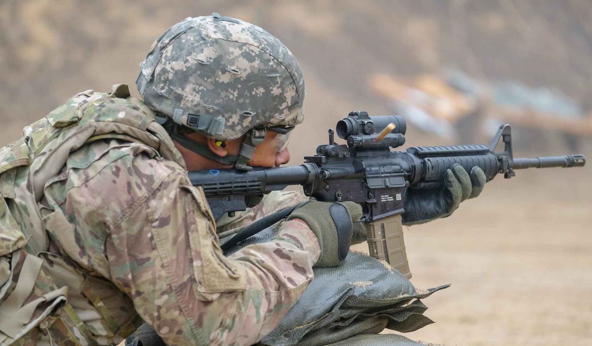 Американские военные получат умные винтовки с системой распознавания целей