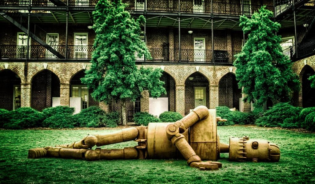 Новый арт-проект позволяет взглянуть, как умирает искусственный интеллект