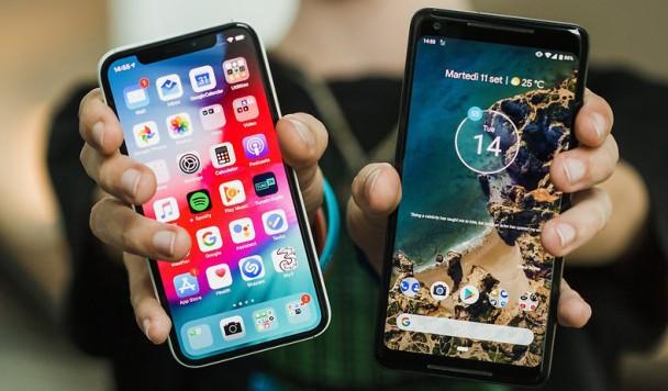 Android Q и iOS 13: Кто у кого ворует идеи?