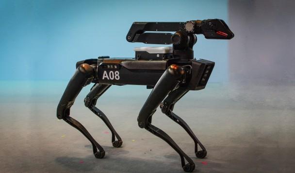 Гладиаторы 21 века: Boston Dynamics хочет устраивать бои роботов