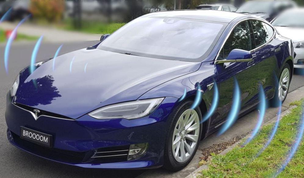 Евросоюз обяжет электромобили работать громко