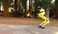 Новый робот умеет кататься на роликах лучше вас