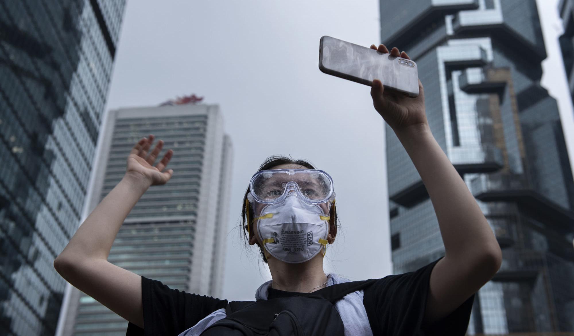 Китай объявил войну мессенджеру Telegram