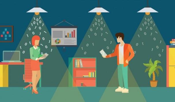 Созданы смарт-лампочки, передающие информацию светом. Как они работают и зачем нужны?