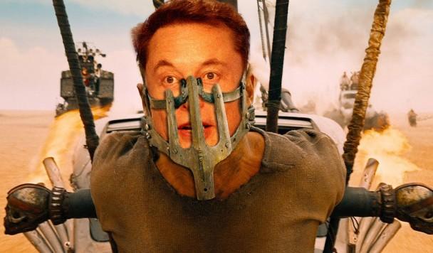 """Илон Маск: """"Цивилизация может коллапсировать через 30 лет"""""""