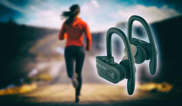 AirTune Sport: новые наушники для комфортных тренировок