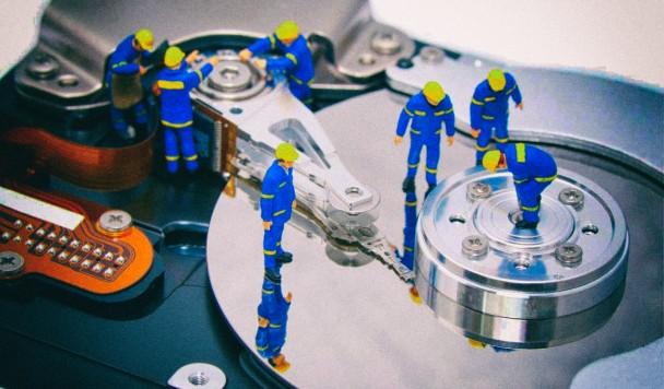 EaseUS Data Recovery Wizard: Восстанавливаем удалённые данные
