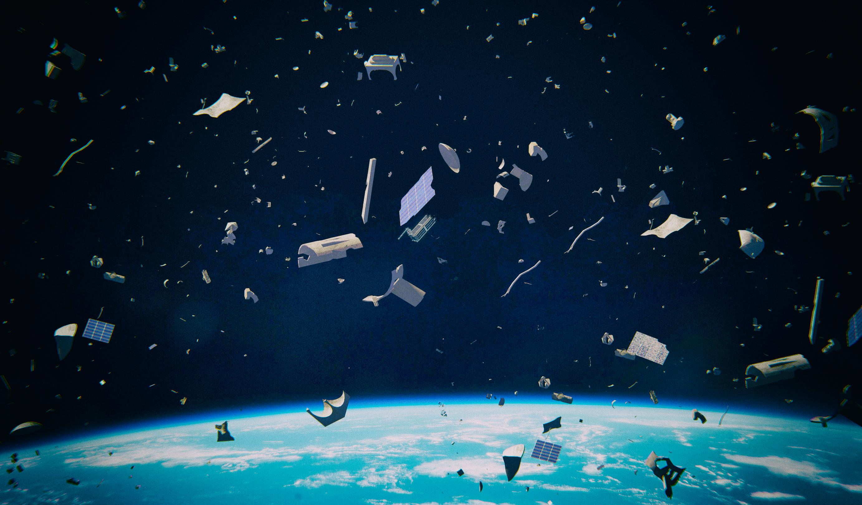Обломки взорванного Индией спутника угрожают космонавтам на МКС