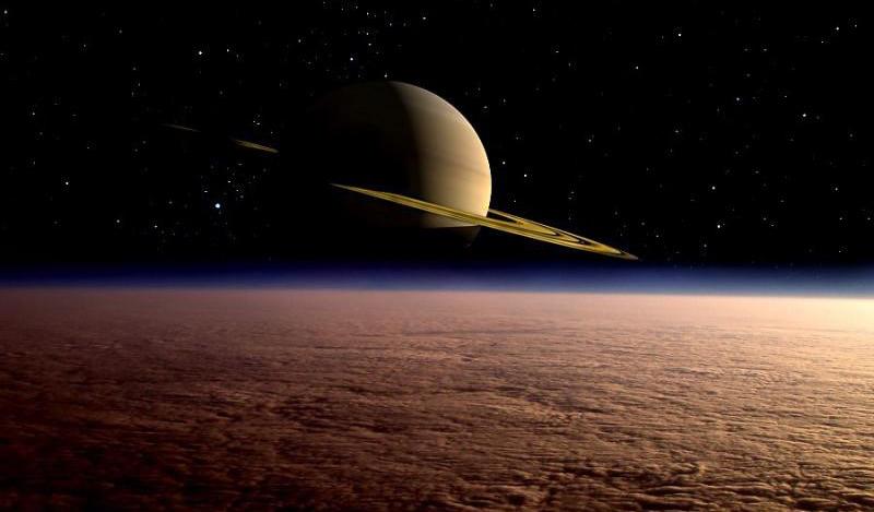 Следующая остановка - Титан. NASA отправит миссию к луне Сатурна