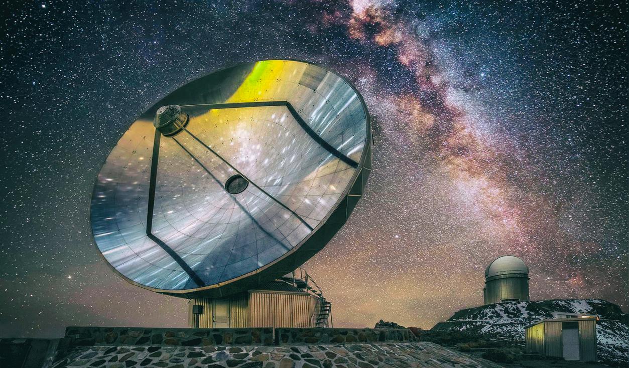 Самые интересные космические фотографии июня 2019