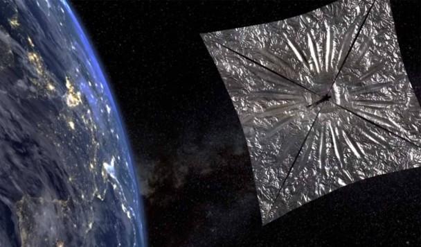 Солнечный парус LightSail 2 послал первые сигналы на Землю