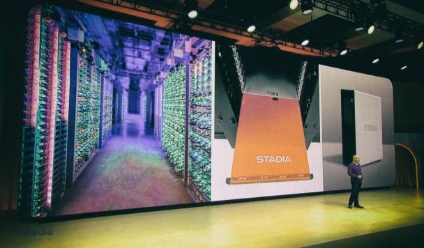 Google раскрыл подробности работы игрового сервиса Stadia