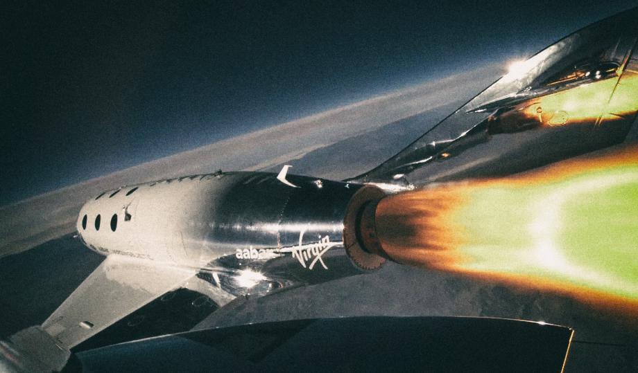 Virgin Galactic станет первой публичной космической компанией