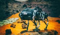 Создан прыгающий робот для исследования планет с низкой гравитацией