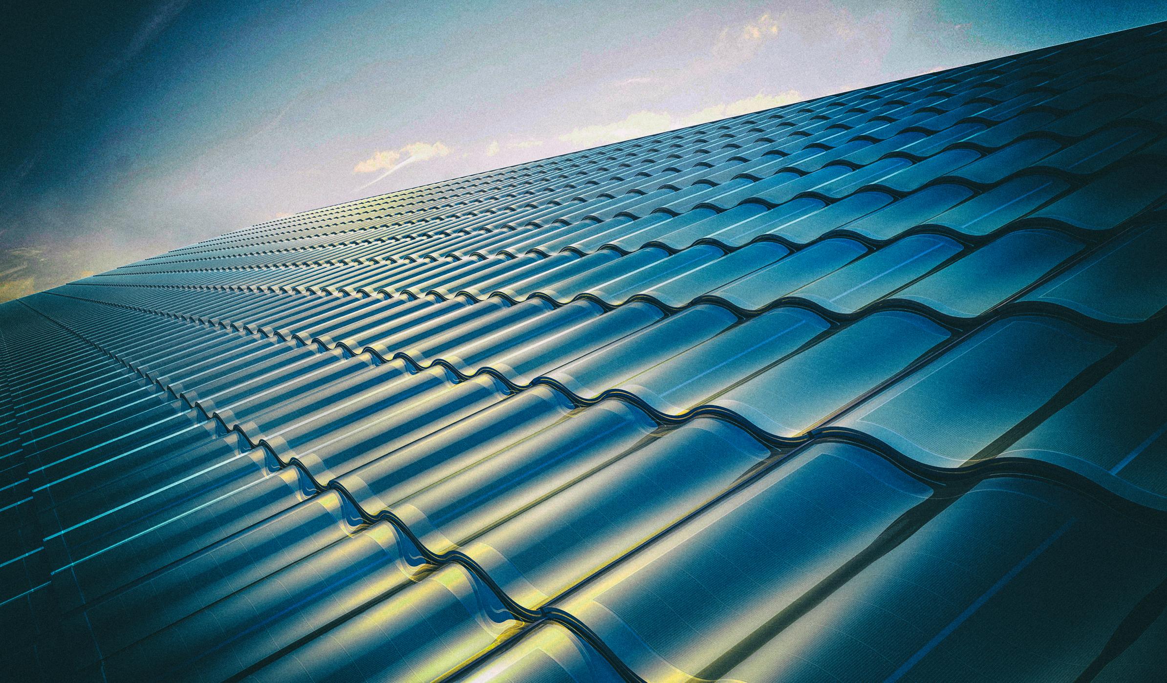 Крыши-хамелеоны, меняющие цвет, позволят экономить энергию и деньги