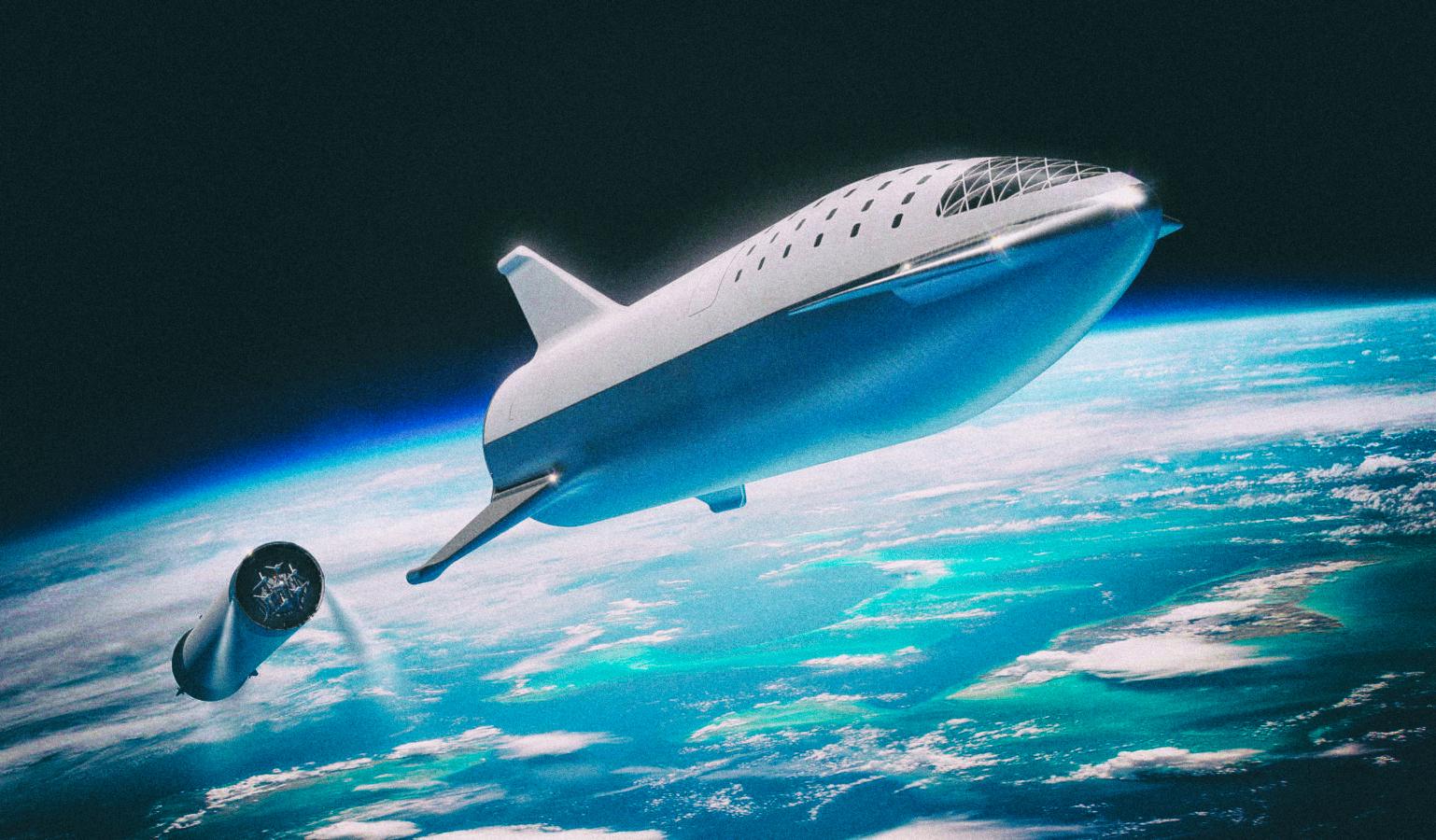 На следующей неделе Илон Маск испытает свой новый космический корабль
