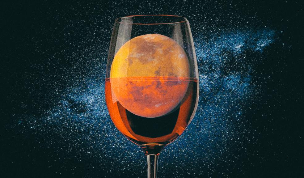 Марсианские колонисты будут оздоравливаться красным вином