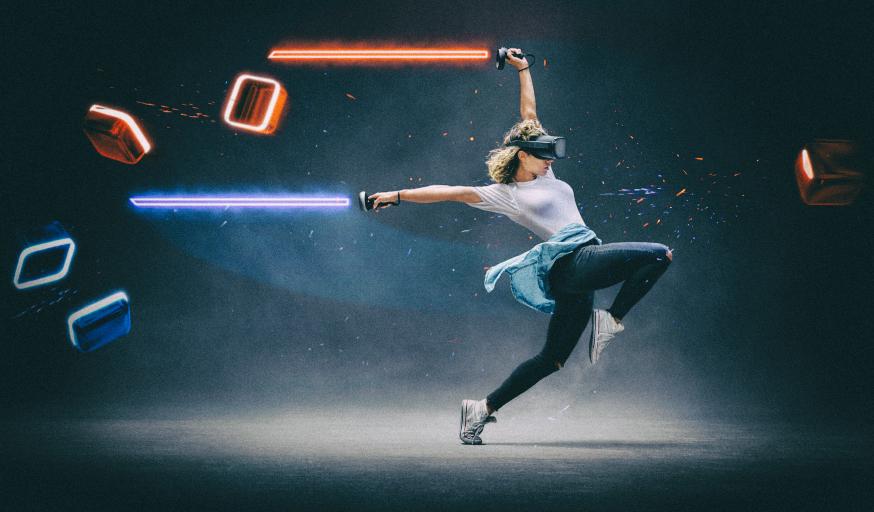 Можно ли похудеть в виртуальной реальности