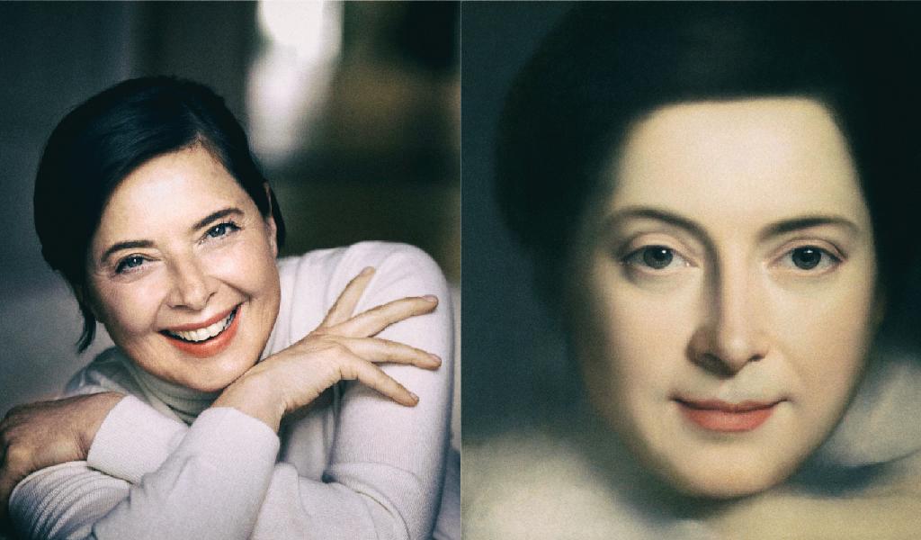 Создан сайт, превращающий фото пользователя в портрет эпохи Возрождения