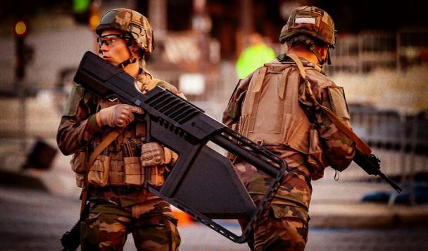 Франция нанимает писателей-фантастов для предсказания военных угроз