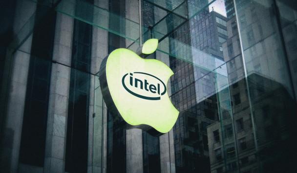 Apple купила часть часть Intel за миллиард долларов