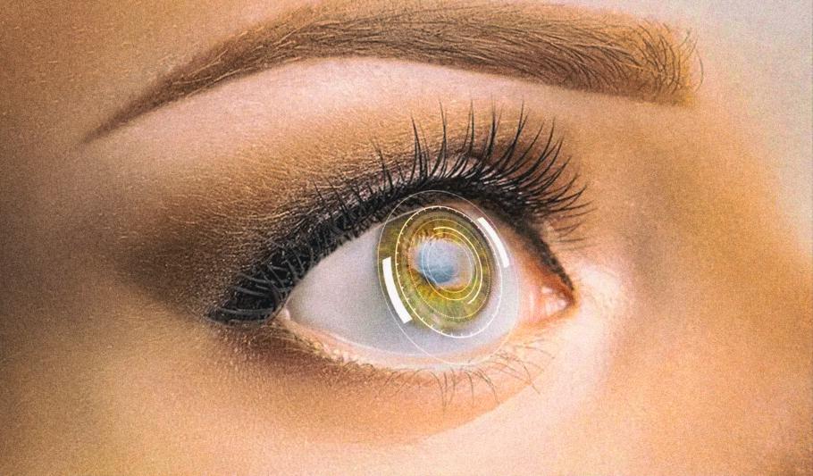 Телескоп в глазу: Создана умная контактная линза с функцией увеличения изображения