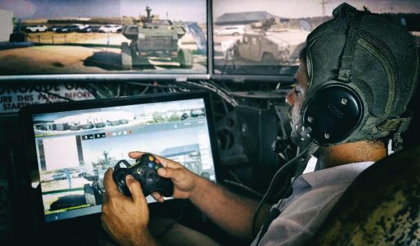 Израиль разрабатывает танки, управляемые с помощью игровых контроллеров