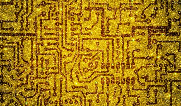 2D-золото: Найден способ создания золотых хлопьев толщиной в два атома