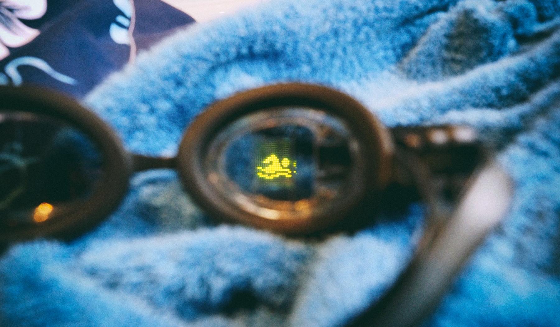Представлены первые в мире очки дополненной реальности для пловцов