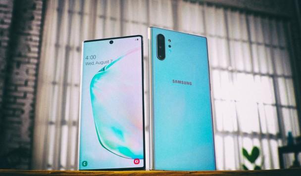 6 важнейших анонсов с презентации Samsung Note 10