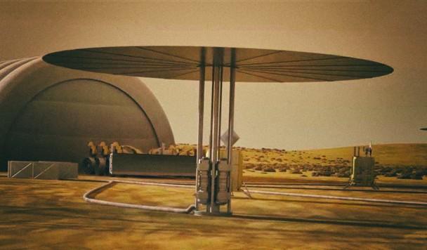 В 2022 году ученые отправят на Марс ядерный реактор