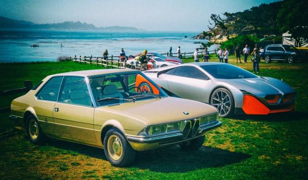 3D-печать позволила BMW восстановить потерянный концепт-кар из 70-х