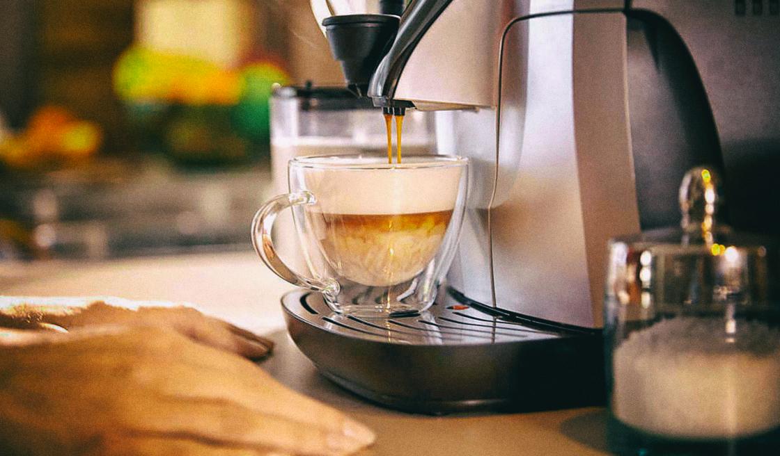 Какую кофемашину купить для дома - ТОП 5
